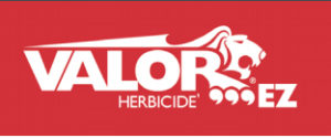 Valor EZ herbicide from Valent USA