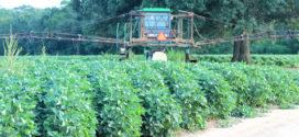 soybean sprayer