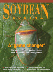 May 2017 Soybean South