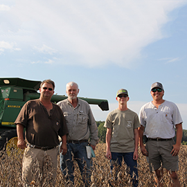 alabama soybean record holders