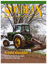 February 2018 soybean south cover