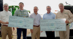 EPA awards grants to Mississippi, no-till and cover crop