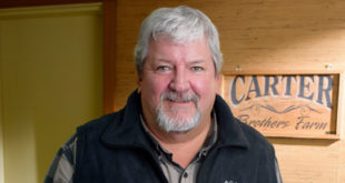 Clark Carter, Mississippi soybean producer