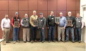 Georgia soybean yield contest winners