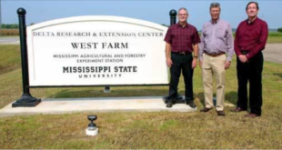 MSU ag water research center