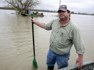 Wayne Windham, Mississippi flooding
