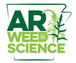 Arkansas weed science logo