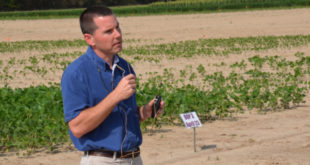 dustin harrell talks soybeans