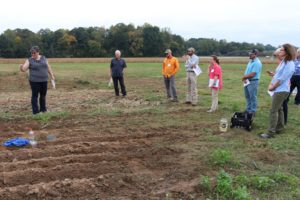 clemson soil health field day
