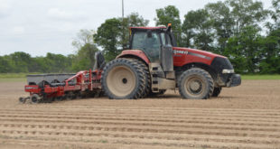soybean planting Ouchita parish