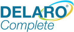 delaro complete logo