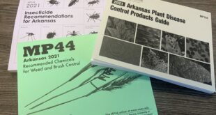 arkansas pest management guides