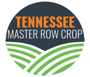tennessee master row crop logo
