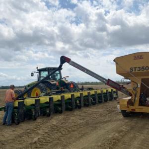 2021 louisiana soybean planting