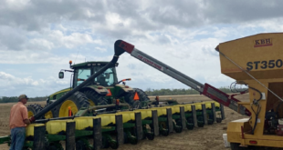 2021 louisiana soybean planting