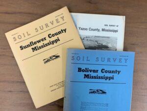 soil survey books